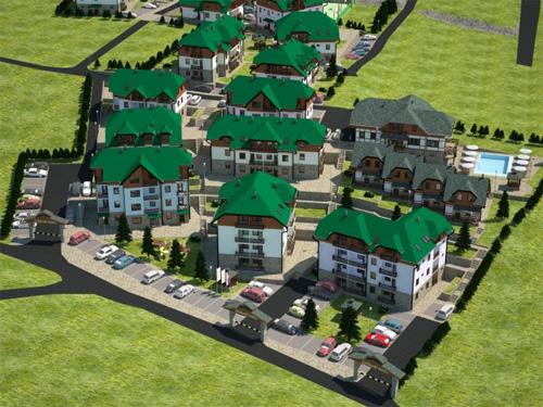 Zlatiborski Konaci Grade Apartmane I Hotel U Blizini Jezera